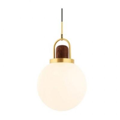 lampa wisząca w kształcie łuku