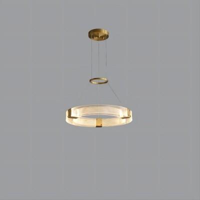 Parallelle LED kroonluchter