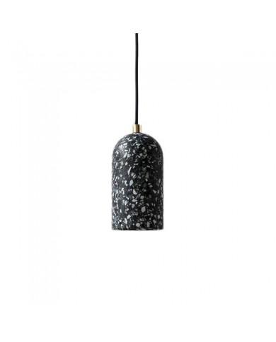 U betonnen hanglamp